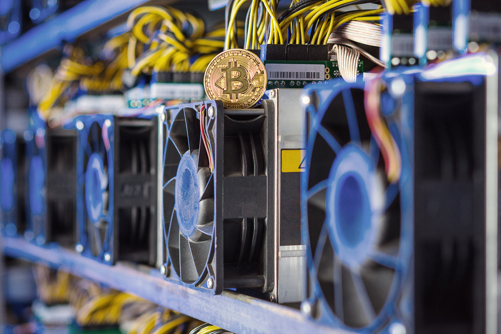 How the Bitcoin mining industry works