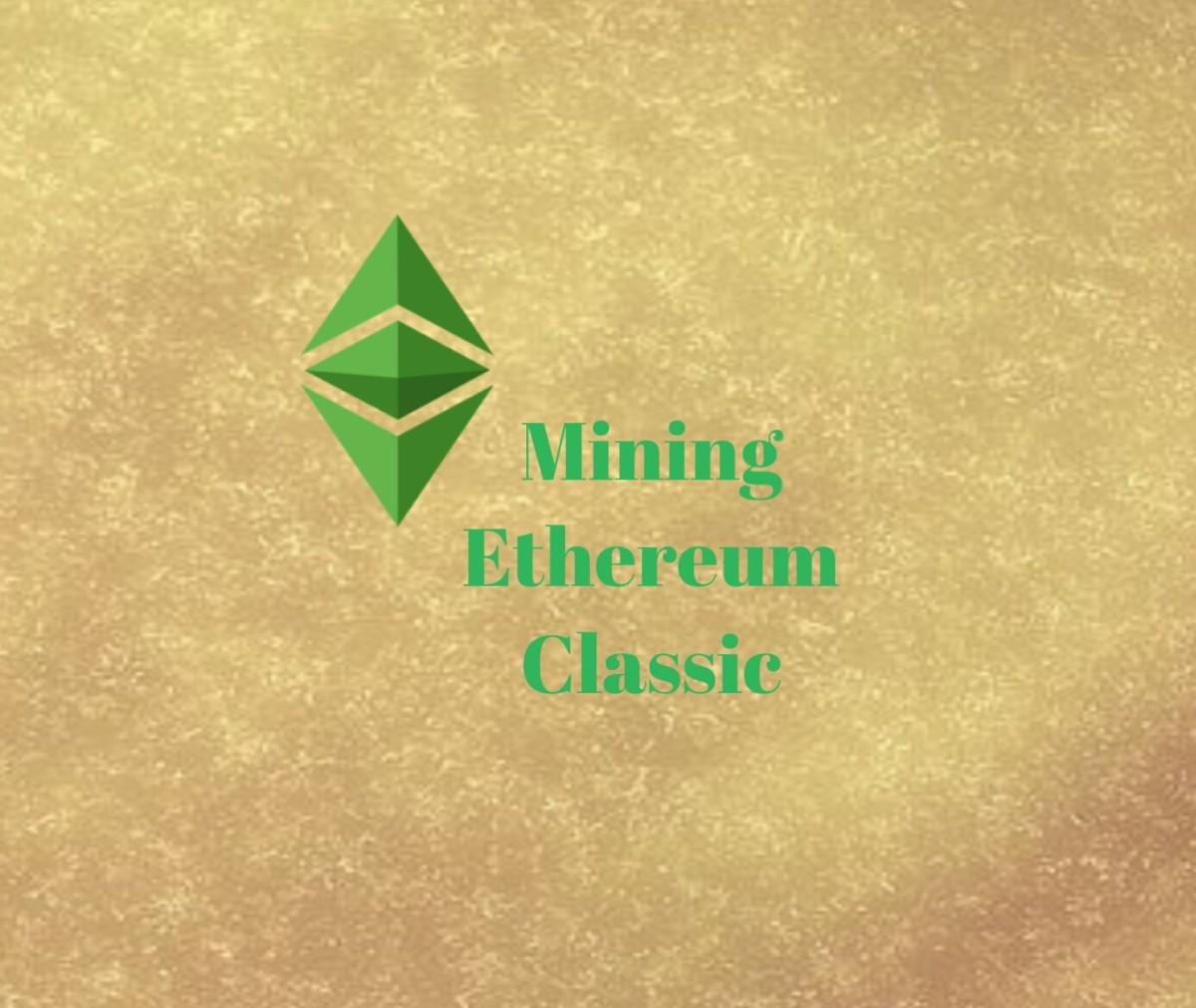 Майнинг Ethereum Classic в 2021 — самая полная пошаговая инструкция