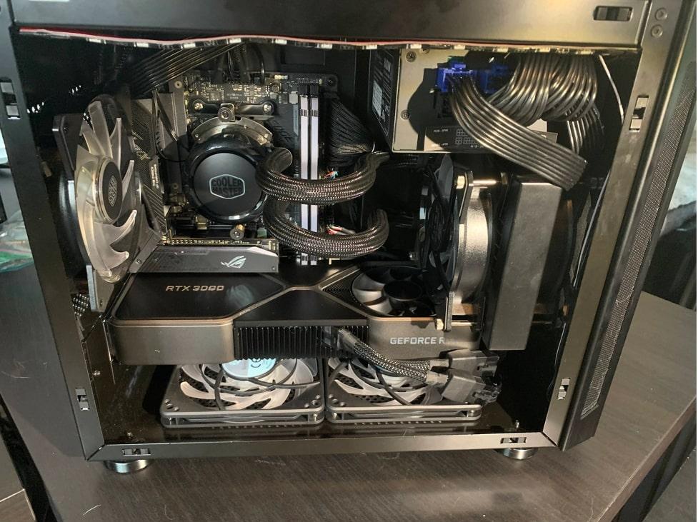 Видеокарта Nvidia 3080