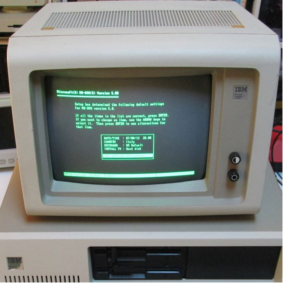 Графика в 1980-х годах на ПК